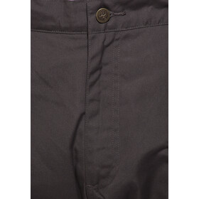 Fjällräven Barents Pro - Pantalon hiver homme - gris foncé/noir